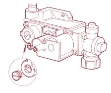 Check for gas soundness taking the precautions described in section 5 and re-commission the appliance in accordance with section 5.3.