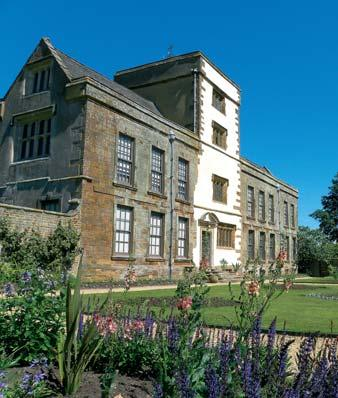 188 Canons Ashby HTRGPsrgm4W 1981 Canons Ashby, Daventry, Northamptonshire NN11 3SD T 01327 860044 (Infoline). 01327 861900 E canonsashby@nationaltrust.org.