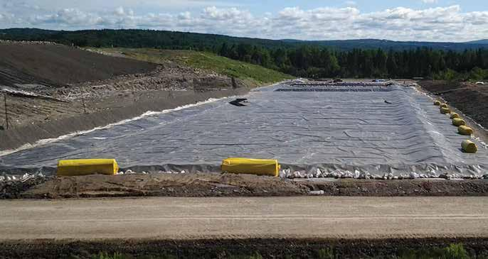 Whether you are an owner, engineer, contractor or distributor, Texel s team of technical experts is capable of supplying you with the geotextile product best adapted to your projects in the fields of