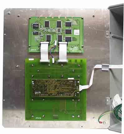 1) 49984 4 Power Supply 49649 5 Grounding Rail 43384-6 CT Top Plate 4951 7 CT HI Board 49983
