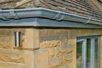 INFINITY GALAVANISED STEEL FASCIA & SOFFIT The Infinity system has been designed with simplicity in mind, with just four base components, it is straightforward and simple to install, components can