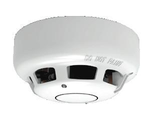 Compatible analogue addressable detectors The Hochiki ESP detector range Optical smoke detector ALN-EN with Flat Response Technology Photoelectric smoke detector which is fully compatible to the
