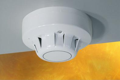 The Apollo range XP95 / Discovery Analogue addressable Optical smoke detectors type XP95 / Discovery The Solution F2 Fire Control Panel