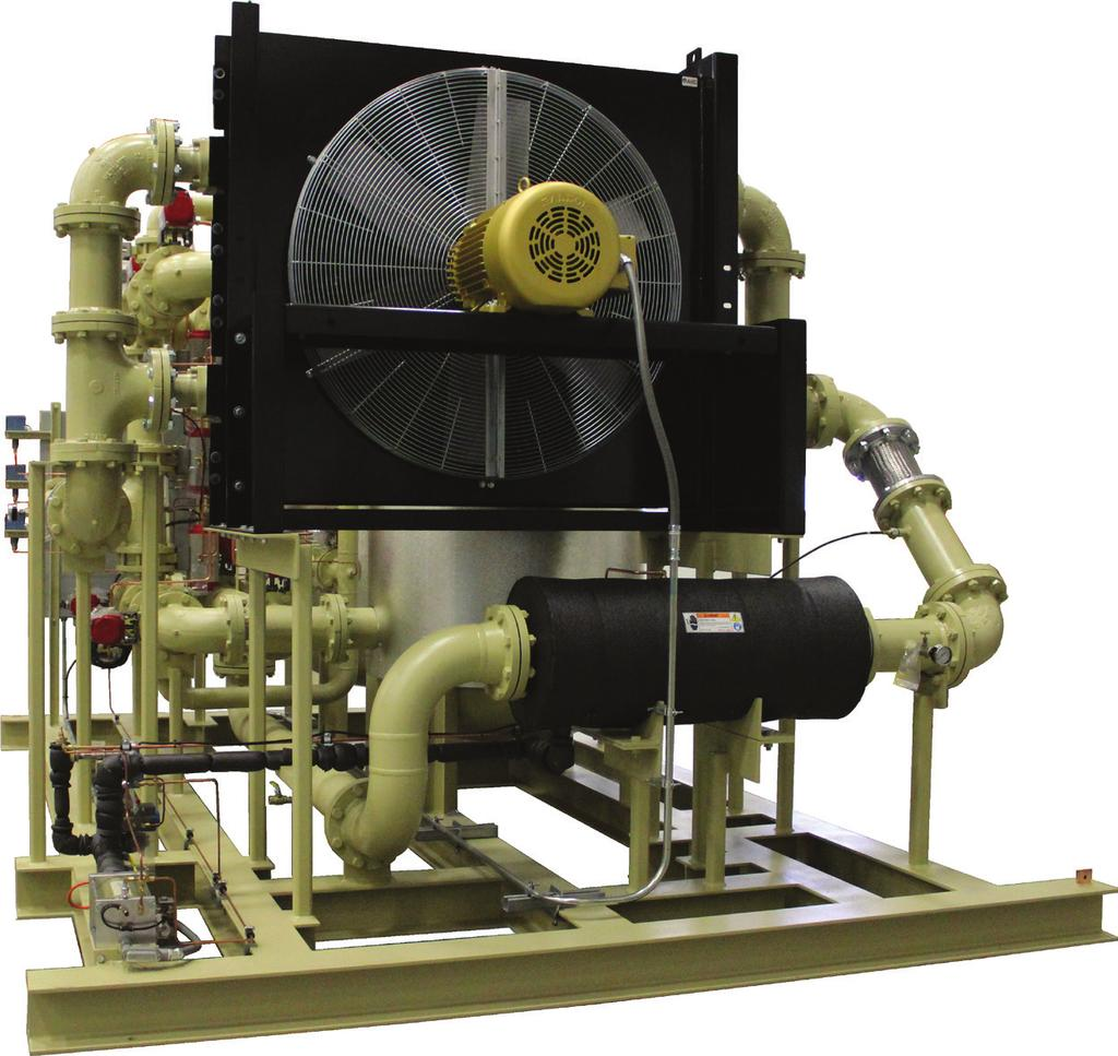 Heat-of-Compression Regenerative Compressed Air Dryers Quality Integral Components & Features PUCK STYLE