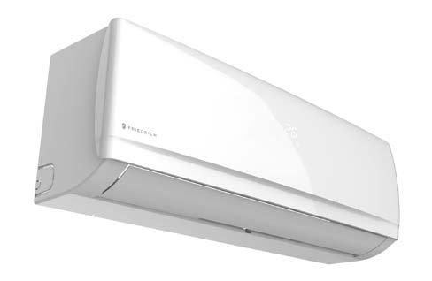 THE NEXT GENERATION OF DUCTLESS SPLIT SYSTEMS Advanced Inverter Ductless from Friedrich ENERGY STAR MODELS Friedrich offers a wide variety of ENERGY STAR models in both single and multizone
