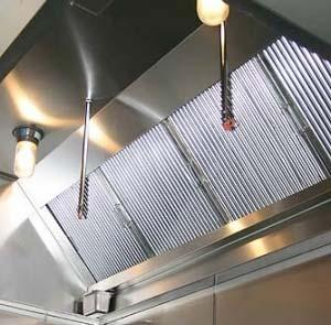 Cooking Exhaust & Appliances If you use gas elements for cooking, you must have an approved (Building Code) exhaust system.