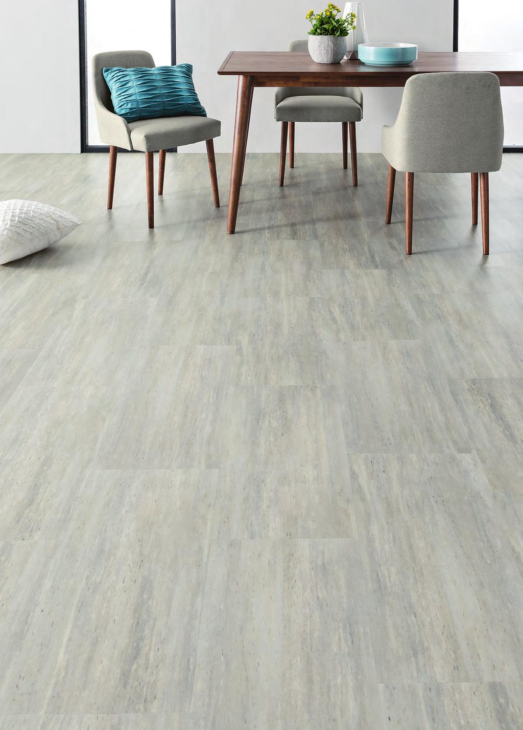Allure Locking Gen 4 Tile - Silver Benton Allure is the ultimate stylish and