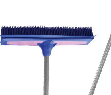 PET HAIR BRUSH Made from natural rubber bristles Ideal to use on pets, clothing, upholstery, carpets and vehicle