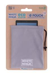 like tablets and small laptops The Eco Cloth