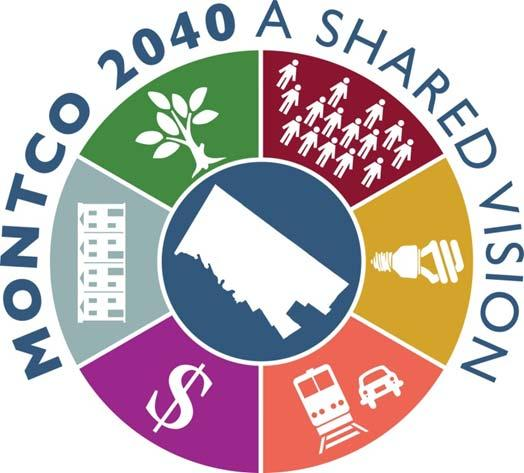 MONTCO 2040: A SHARED VISION The New Comprehensive