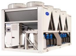 30RBM/30RBP Series Air Cooled Chillers with Scroll Comp.