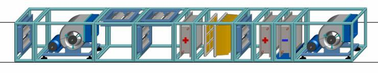 39SQ Air Handling Units _ 1 000 to 30 000 m3/h Standard Units Standardised AHU for tertiary & commercial
