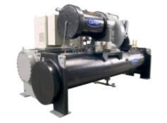 19XR/19XRV Single stage Centrifugal Liquid Chiller W/Wo variable frequency drive.