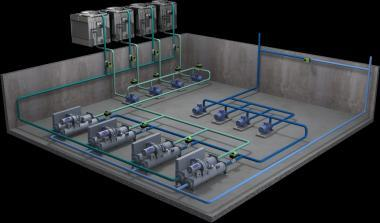 Carrier PlantCTRL Control solution to manage and optimize chiller plants -