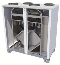 39HX Air Handling Units _ 1 000 to 15 000 m3/h Plug & Play