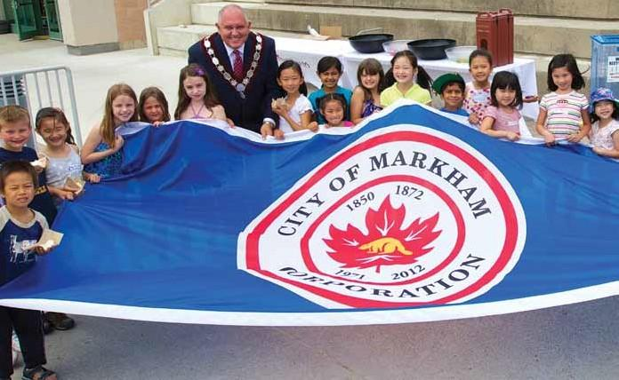 2012. Markham Official Plan OMB File Number PL140743