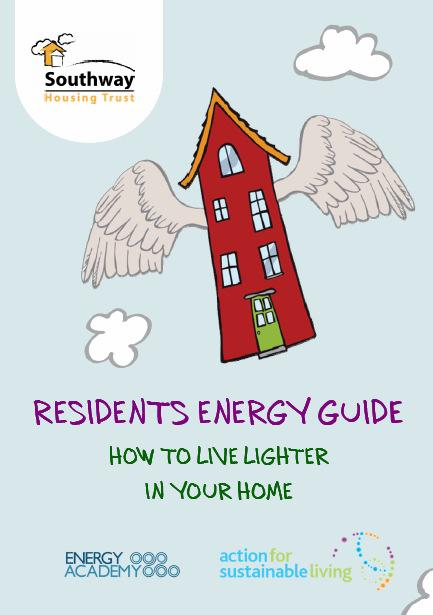 Look out for our Residents Energy Guide for more hints and tips designed to