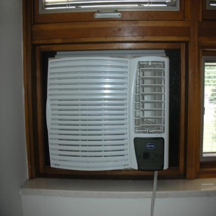Result of significant nationwide increase in home central air