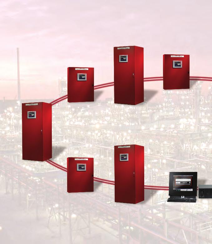 Versatile Solution From distributed control to network communications to control software to