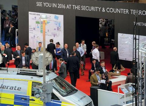 Management EVENT Security & Counter Terror 2016 Expo Helps with a Programme to Keep Nations, Assets and Businesses Safe Over recent years there have been significant developments in international