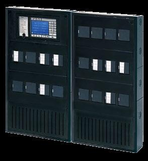 Modular Fire Panels 5000 Series Bosch Security Systems was chosen as the supplier of an interfaced fire detection and voice evacuation system for both the domestic and the international terminals at