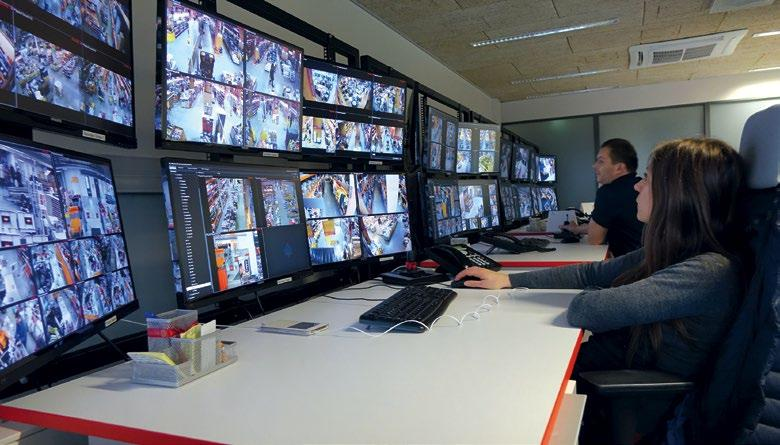 Security VIDEO MANAGEMENT Video at the Core G4S Estonia Drives Video as a Service in Expanding Market The small to medium business sector is growing in Estonia and, luckily, the communications