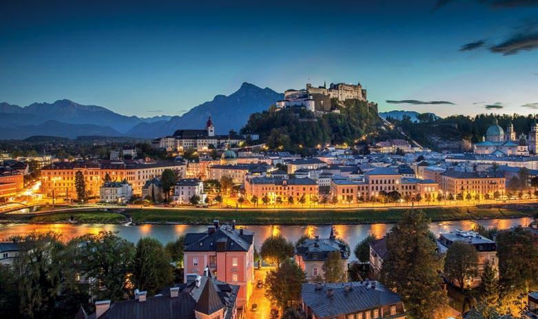 Security Salzburg s City Center is secured by a magnet-code system JFL Photography - Fotolia.