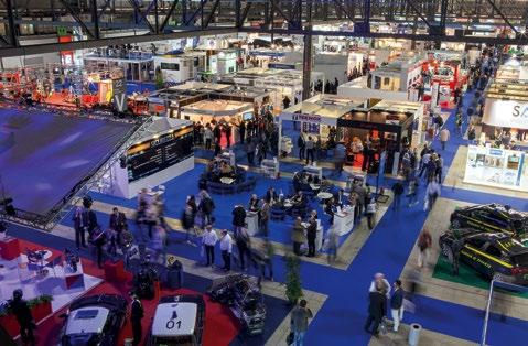 Security TRADE SHOW Intense Knowledge Transfer The Sicurezza Event Has Successfully Moved To Odd-numbered Years The organizers of the most recent Sicurezza that took place in Milan in November 2015
