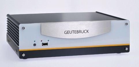 Security VIDEO SURVEILLANCE Small but Powerful Self-contained or Networked VMS from Geutebruck The G-Scope family of video management products addresses the needs of the simplest and also the most