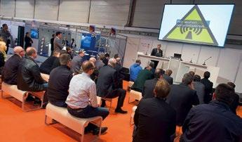 org Networked Security: Congress with Experts from Fraunhofer Strong interest in the fair for civil security and fire prevention technology is already emerging with over 1,000 exhibitors expected at