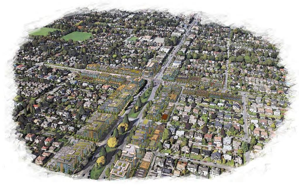 Cambie Village Walkable