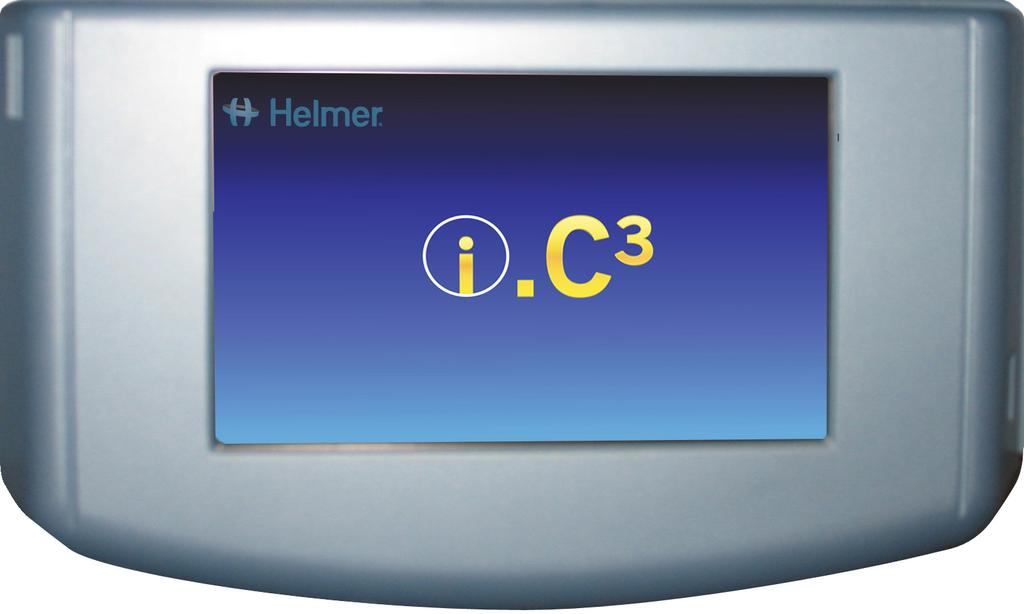 i.c³ User Guide For Helmer i.
