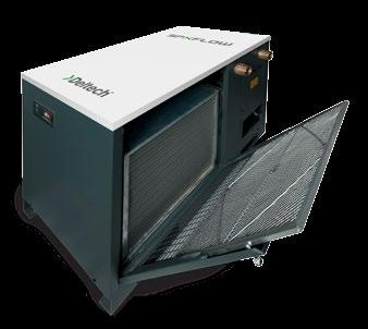 filter protects the condenser from airborne contaminants Maintenance kits include