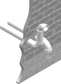 4 Sidewall direct venting Vent/air termination sidewall Follow instructions below when determining vent location to avoid possibility of severe personal injury, death, or substantial property damage.