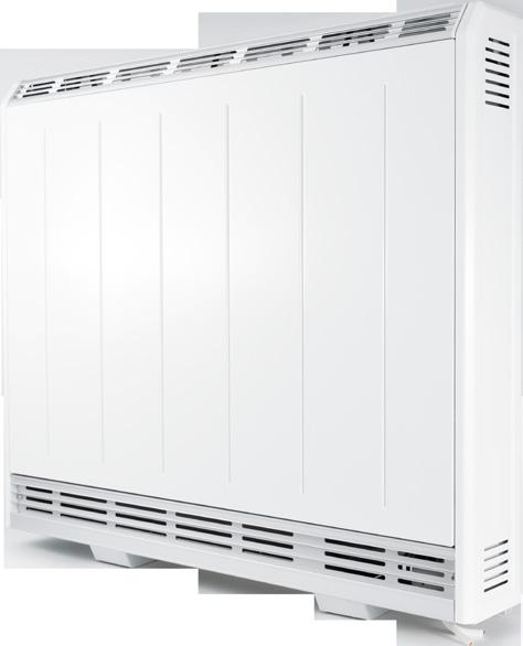 Dimplex XLE Slimline Storage Heaters HHR An electric storage heater with a clean look and reliable performance. XLE is a modern replacement for older storage heaters.