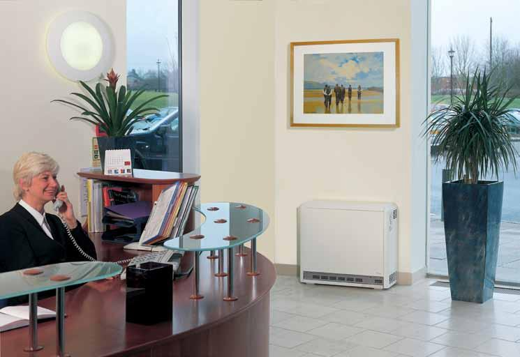 high output fan storage heaters the vfmi range The VFMi range of high output fan storage heaters has the capacity and controllability to cope with the demands of larger environments and commercial