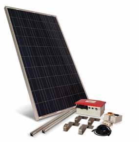 solar PV the DXPv range Dimplex Renewables solar photovoltaic range brings together high efficiency polycrystalline PV modules with an inverter, mounting system and generation meter to create a