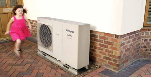 heat pumps Our environment is full of energy, even at sub-zero temperatures.