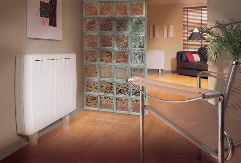 DuoHeat radiators the DuO range BuILDINg REguLaTIONS PaRT L COMPLIaNT The revolutionary DuoHeat radiator is the latest in stylish, energy-efficient electric heating.