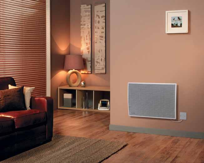 radiant electronic panel radiators the RPX range BuILDINg REguLaTIONS PaRT L COMPLIaNT Radiant heat is the kind of warmth we feel from the sun, so it s no surprise that many people prefer their