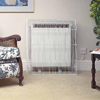 storage heater accessories A wide range of accessories is available to increase the versatility of Dimplex storage heaters. Storage heater shelves. Tamper-proof control kits. Protective guards.