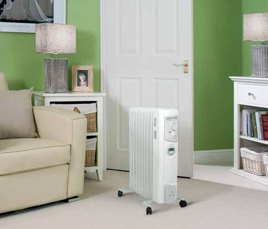 oil filled radiators Dimplex oil filled radiators are suitable for both domestic and commercial premises, providing a balance of convected and radiant heat, just like a conventional radiator, but