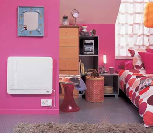 T H R EE Y E A R G UA R A N T EE slimline heaters the DXLWP range Designed to provide background heating to applications where space is at a premium and low running costs are important.