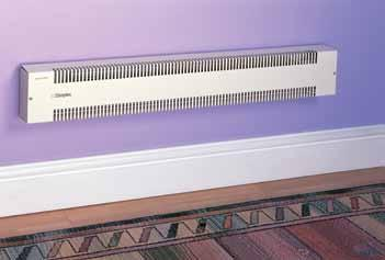 Each unit is supplied with mounting brackets for floor or wall-fixing and an optional interlinking kit will allow the heaters to be banked in pairs if a higher heat output is required.