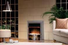 ** Subject to model In a range of traditional and contemporary styles, with canopy or canopy-free models available, Dimplex s inset fires** will fit virtually all standard fireplace opening or a