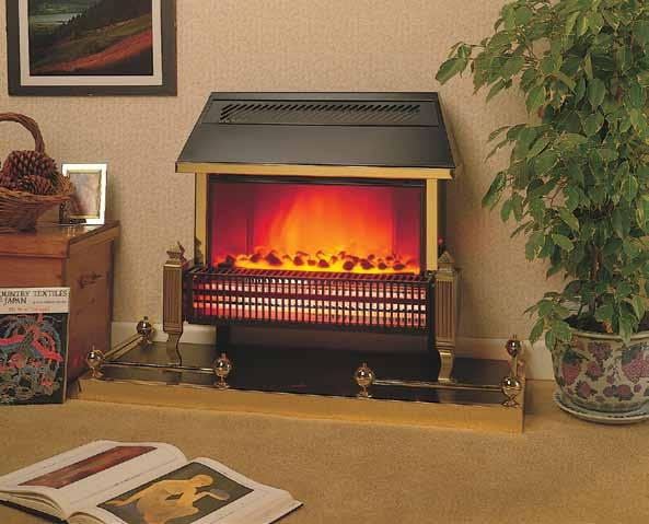 freestanding Optiflame electric fires the Lymington features Optiflame coal effect. 2kW radiant heat, plus 0.7kW convected heat. Economiser control.