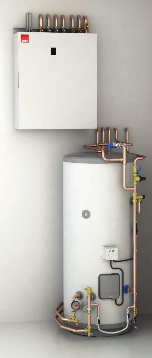 Stored Water District Heating Interface Units Heat Interface Units Individual hot water and heating comfort from a community heating system could not be more simple.