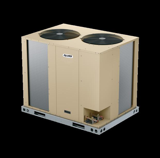 "OPTIONS AND ACCESSORIES ELP/ELS Units ELA Air Handlers FIELD-INSTALLED OPTIONS Electric heat Water heating "" MERV 0 or 6 air filtration UVC germicidal lamp kits Economizers Hail guards Single-zone"