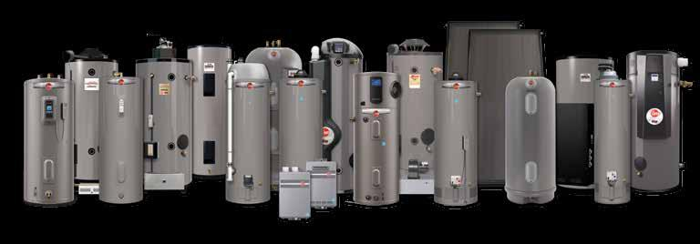Rheem and Ruud Water Heating Prices