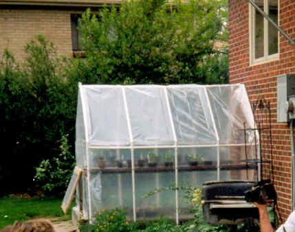 Air Temperature Many hobby greenhouses have inadequate or missing heating and ventilation